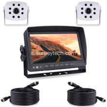 Truck 1080P Backup Camera System