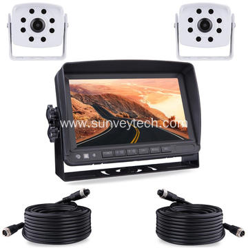 Wired Backup Camera Kit fir Camion