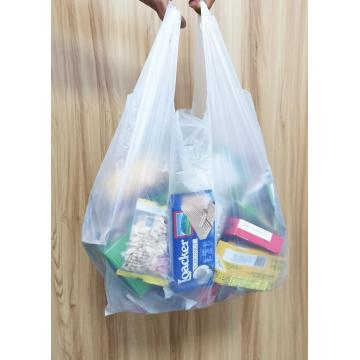 BPI Certified 100% Biodegradable Plastic Shopping bags