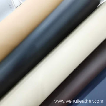 Thickened S.nuback PVC Leather With Suede Backing