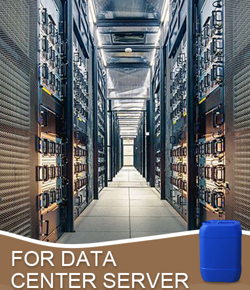 Fluorocarbon for Data Center Server