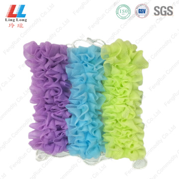 mesh soap bath belt loofah body benefits sponge