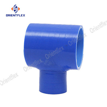 Heat resistance 4 ply t shape silicone tube