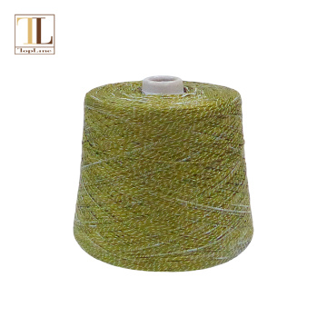 Mercerized BCI Cotton  Slub Yarn