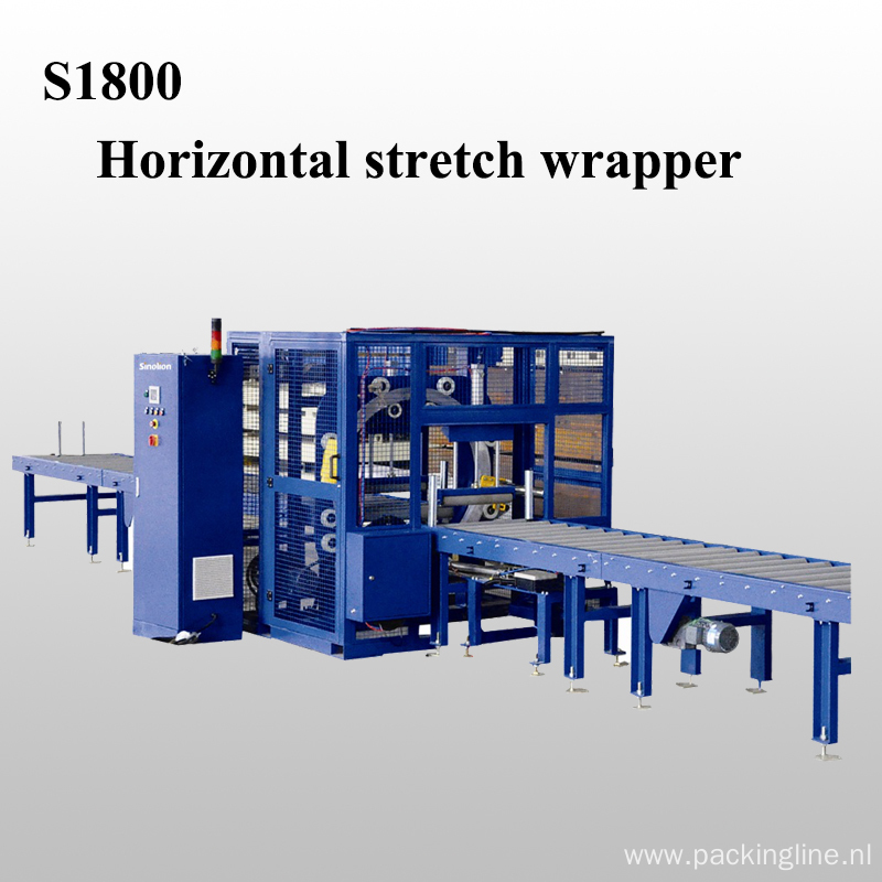 Great Durable  Horizontal Stretch Wrapper