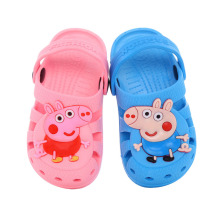 Girls Lovely Antiskid Peppa Pig Bathroom Slipper