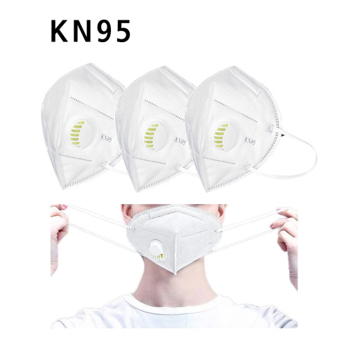Melt blown nonwoven cloth effective face mask kn95