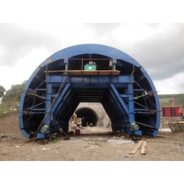 Highway Tunnel Trolley Formwork System