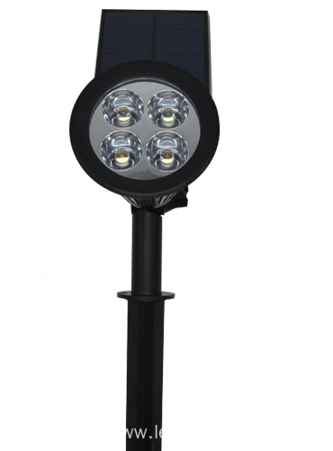 Romantic led outdoor garden light