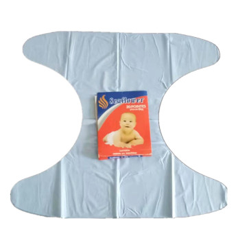 factory sale cheap price reusable soft PEVA baby diaper