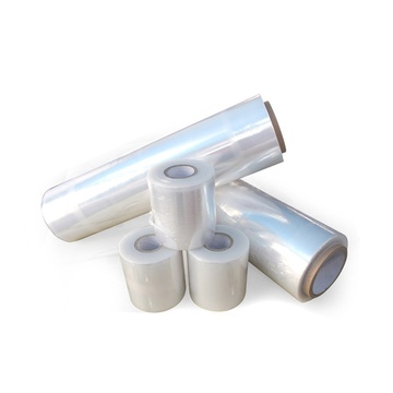 Clear Pe Plastic Stretch Pallet Film