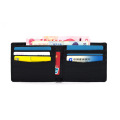 Hot Sell Low Moq Custom Logo Minimalist Wallet