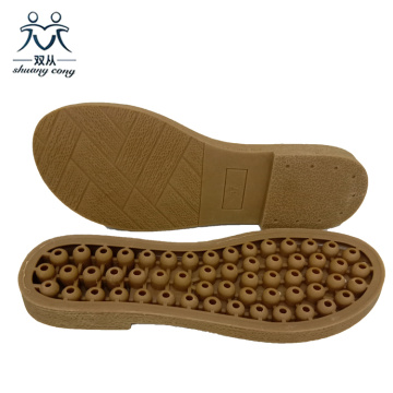 TPR Shoe Sole brown