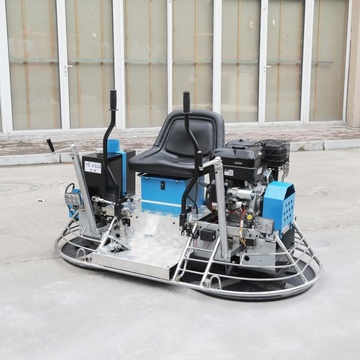 construction machine concrete floor power trowel