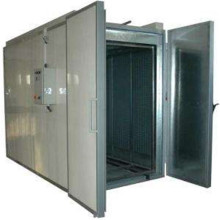 Good quality double door fixed oven