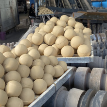 Alumina Ball Used In Glass Industry