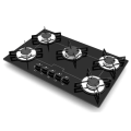 Gas Cooktop 5 Ring Stove
