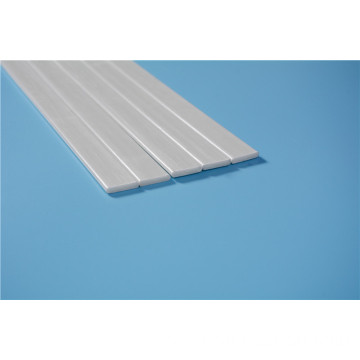 FRP white Flat Bar For Roman Blinds