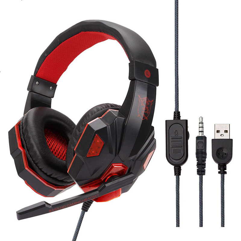 Best Computer Wired Gaming Headset for PC