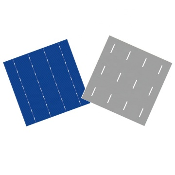 Mono 156mm 20%-22% High efficiency solar cell
