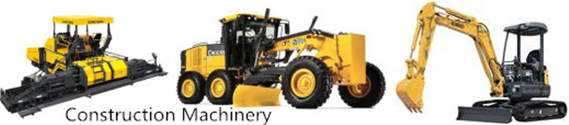 Heavy construction machinery price