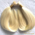 #60 raw material bulk hair extensions