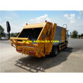 5 Ton 115hp Compressed Refuse Vehicles