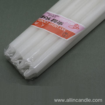 Wholesale pillar candles cheap white candle company