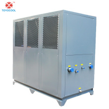 Efficient refrigeration air cooled water chiller