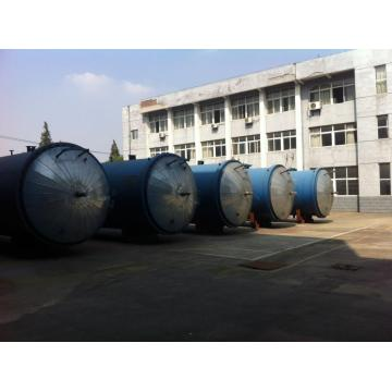 Steam Wood Impregnation Autoclave