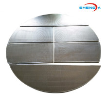 Stainless Steel Pertrochemical Support Grid