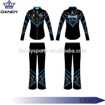 Custom Tracksuits For Cheerleaders