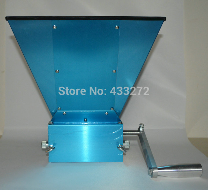 3 Rollers malt mill,grain mill,home brew mill,barley crusher,highest quality,,wholesale and retail