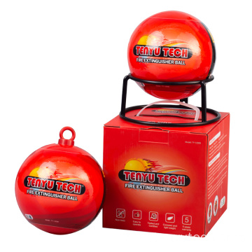 Fire extinguisher ball_dry powder extinguisher