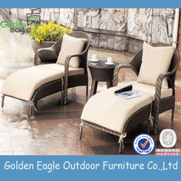 Summer Collection Elegant Outdoor Rattan Pool Chair