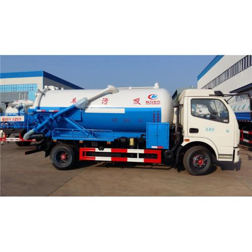 Brand New Dongfeng 5000litres Vacuum Suction Truck