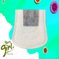 Bamboo charcoal anion panty liner for ladies