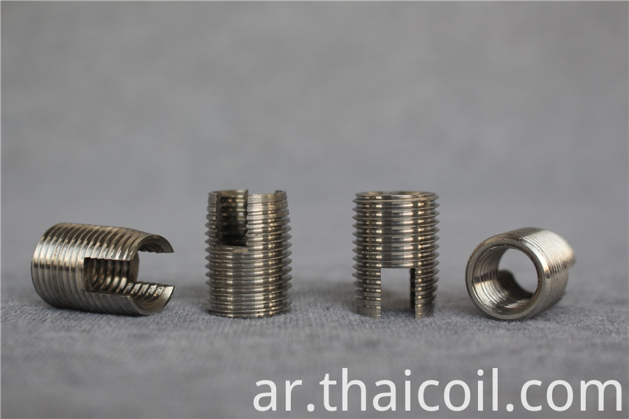 threaded inserts for aluminum