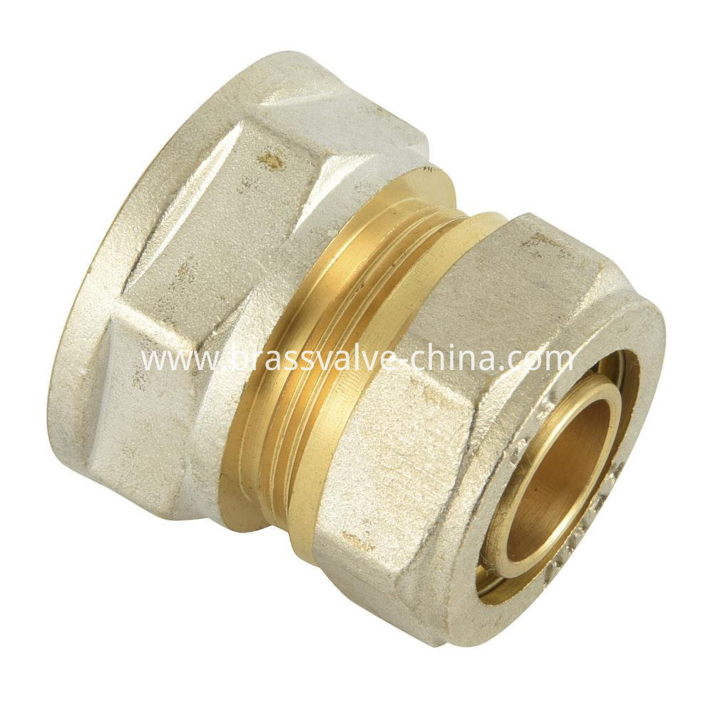 Brass Compression Fitting