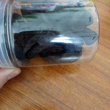 Fermented Peeld  Black Garlic at Controlled Temperature