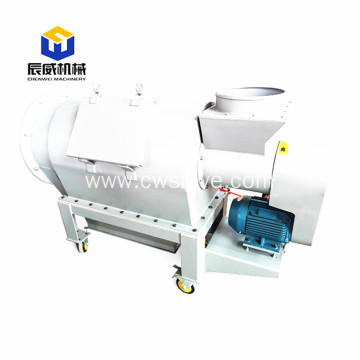 airflow sieving and crush machine for baobab pulp