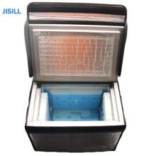 foldable PU foam vaccine insulin delivery cooler box