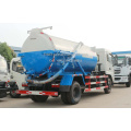 Brand New Dongfeng ZD 10m³ Sewage Disposal Trucks