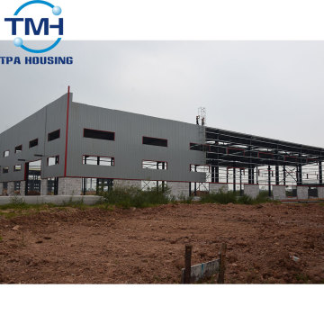 steel workshop peb factory with low costs