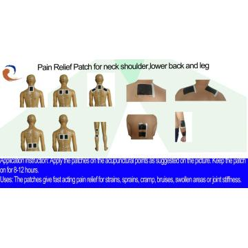 Pain Relief Plaster For Neck