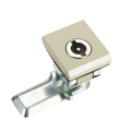 ZDC Chrome Coated Cabinet Cam Lock