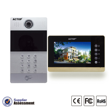 IP Building Door Phone Intercom System