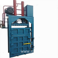 PET Bottle Baler Machine With Hydraulic Compactor