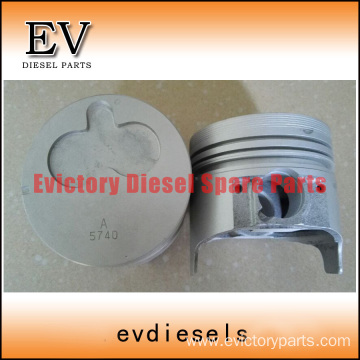 ISUZU engine parts piston 3LD1 piston ring