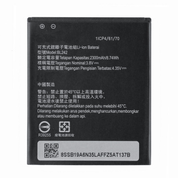 Lenovo K3 K30-T K30-EA6000 A6010Plus  battery